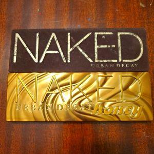 Urban Decay Naked & Naked Honey!